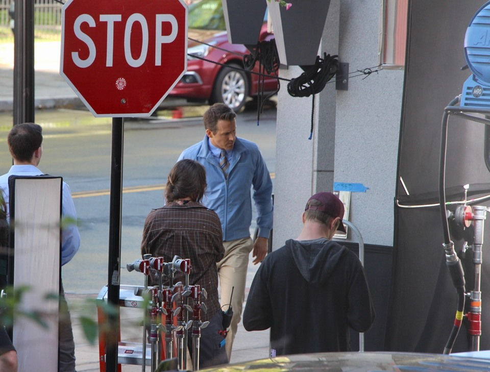 Ryan Reynolds isn't the only star to film a movie in Worcester: See which other celebrities came to the city