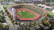University of Oregon's new Hayward Field gets some design tweaks
