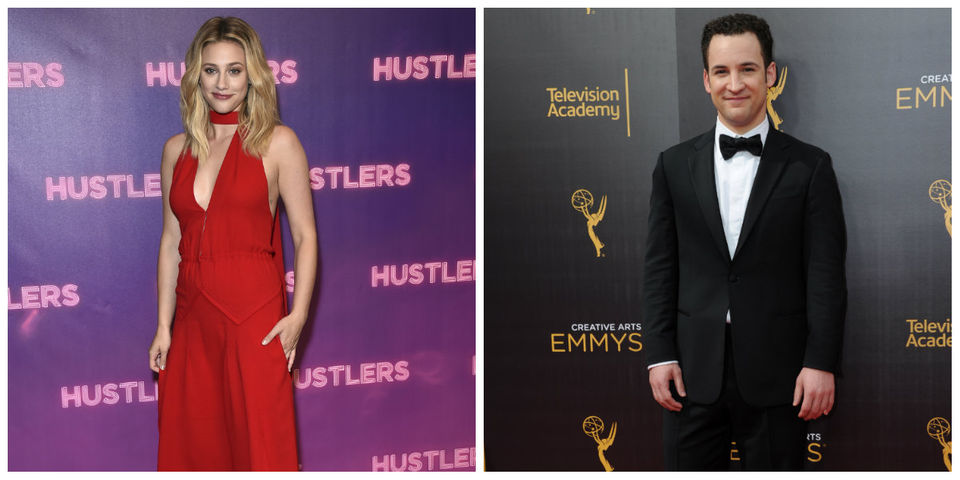 Today's famous birthdays list for September 13, 2019 includes celebrities Lili Reinhart, Ben Savage