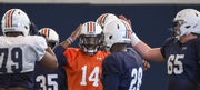 How Auburn plans to handle 1st spring scrimmage