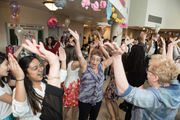 Students host prom for seniors in this North Jersey town