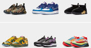 Nike, Doernbecher unveil shoe collection created by OHSU patient-designers at DB Freestyle event