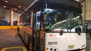We rode the bumpy bus with commuters after NJ Transit killed their train