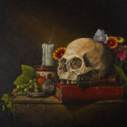 'Day of the Dead' exhibit helps artists, and viewers, come to terms with mortality