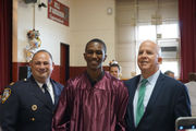 South Richmond High School graduates 35 students