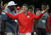 Rutgers football recruiting update: Former big-time N.J. TE back on campus and more