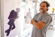 New Orleans artist protests school mass murders with biting 'Shooting Gallery' exhibit