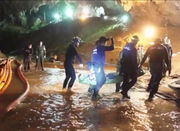 Thai cave rescue movie already in the works; Hollywood's history shows it was inevitable
