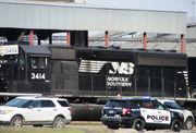 Driver hurt when train, truck collide at Nazareth cement plant