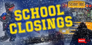 By MassLive Staff The following schools have announced closures or delays for Monday, Dec. 17, 2018, due to snow, sleet and freezing rain falling overnight. This list will be updated as additional announcements are made.  This list will be updated as schools announce closures and delays. For the latest version, click here or refresh your page.  Need your school added to the list? District officials can contact us by email at newstips@masslive.com or phone at 413-776-1364.