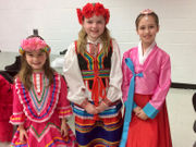 Culture night at Tracy Elementary School (PHOTOS)