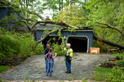 Connecticut farm has 'direct hit by tornado,' owners say