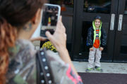 Students smile in these back-to-school photos from Washtenaw County families