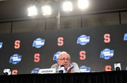 Jim Boeheim's final Syracuse basketball game as a player was loss to Duke in 1966