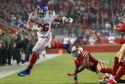 Odell Beckham, Eli Manning, B.J. Goodson, Saquon Barkley power Giants past 49ers | Studs and Duds