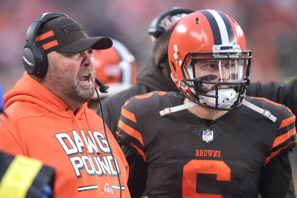 7d7e0b1cd State of the Cleveland Browns: Ranking AFC North teams entering the 2019  offseason