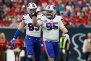 Bills give away game late to Texans: 4 reasons to be encouraged, 4 reasons to worry
