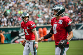 The Philadelphia Eagles held an open practice at Lincoln Financial Field on Aug. 11, 2018.