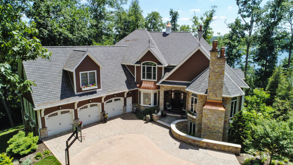 Lake House In Medina Asks 1 5 Million House Of The Week