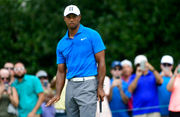 PGA Tour Championship 2018: Tiger Woods takes 3-shot lead, putting himself 1 round from title