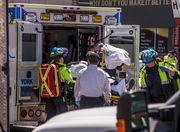 'Multiple bodies' seen after van hits pedestrians in Toronto: report