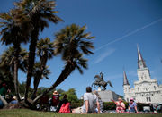 French Quarter Fest canceled Saturday due to storm threat