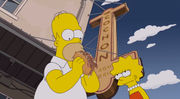 'The Simpsons' in New Orleans: Y'all come back any time