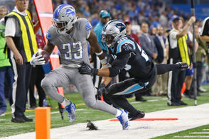 Detroit Lions vs. Carolina Panthers - November 18, 2018