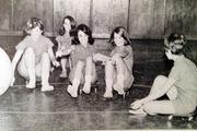 Vintage photos of going to school in N.J.