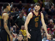 Will Cleveland Cavaliers trade Kevin Love? Hey, Chris!