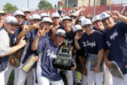 Sea's 2010 baseball season was one for the ages and Vikes took home biggest trophy of all