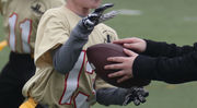 Check out these 9/11 Youth Flag Football League photos from Sunday play at Moore Catholic HS (Updated)