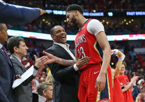"""Go even Faster, you say? That's what the Pelicans want to do this season after leading the NBA in pace a year ago. Pace is the number of possessions per 48 minutes for a team. In the regular season, the Pelicans' pace was 101.60. In the playoffs, that number bumped up to 104.06. In the preseason, the Pelicans went even faster with a league-best pace at 114.20. The numbers in the preseason are always inflated but it's an indication of how the rest of the NBA is playing right now. So how do you The Pelicans stand out from that group? """"You have to keep running,"""" Anthony Davis said. """"Run faster. Everybody is running. San Antonio is running now. When it's fourth quarter and getting tired, you have to run on every single possession. Most teams aren't going to do that. That's how you separate yourself."""""""