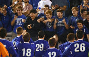 Jesuit 2, St. Paul's 1: Gabe Gordon's golden goal gives Blue Jays thrilling state championship win