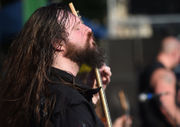 Police treating death of All That Remains guitarist Oli Herbert as suspicious, report says