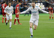 Soccer: Real Madrid wins 3rd successive Champions League title