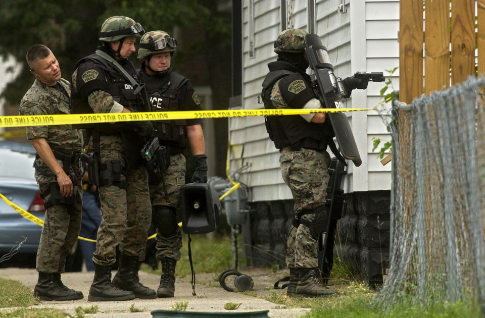 50 Michigan communities with highest violent crime rate