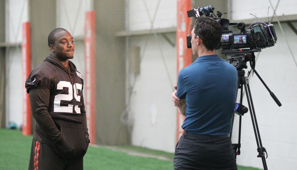Cleveland Browns: Story behind off-season moves -- Terry Pluto