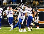 Alabama NFL roundup: AJ McCarron leads 24-point, fourth-quarter comeback by Bills