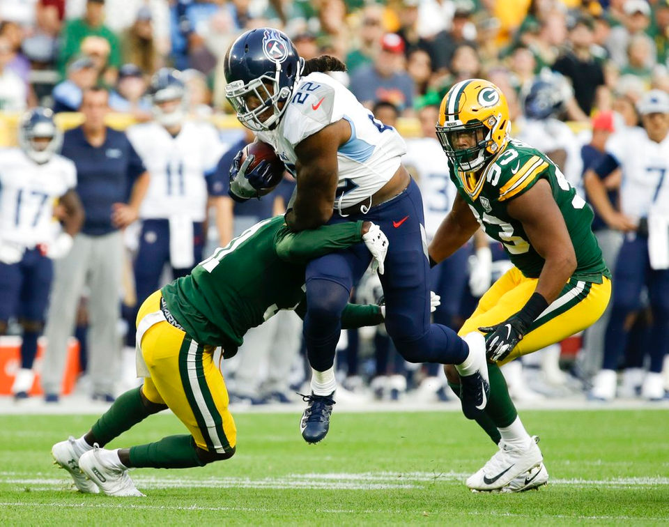 Alabama NFL roundup: Shaun Dion Hamilton debuts with 9 tackles