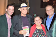 Creators, cast celebrate raucous holiday musical 'Mandatory Merriment' at Southern Rep Theatre
