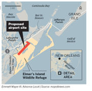 An airport in a wildlife refuge? State-backed plan shocks conservationists, scientists