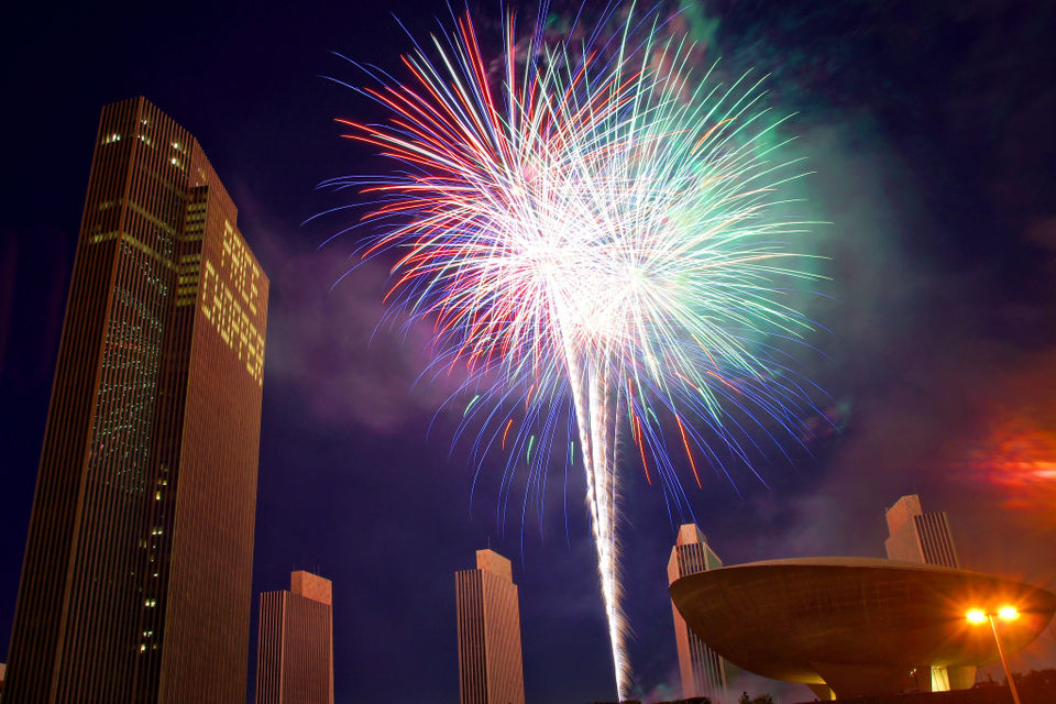4th Of July Fireworks In Upstate Ny List Of 2018 Events