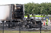 Interstate reopens after 18-wheeler fire in New Orleans East