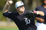 Casey Mize's adjustments, Dawel Lugo's gaffes and 4 other takeaways from Tigers' exhibition opener