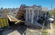 House under renovation collapses in 7th Ward, 11 injured
