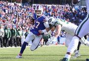 Report card: Josh Allen, Buffalo Bills fall short to Sam Darnold, New York Jets