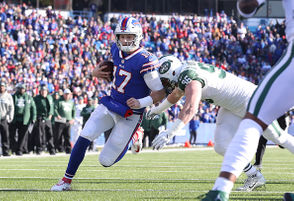 By Ryan Talbot | Contributing writer Josh Allen made some rookie mistakes on Sunday. He fumbled a ball early, threw a pass for an interception that had no business being made and ended the game with another interception. Despite Allen's mistakes, there is no doubt that he was the best player on the field for the Buffalo Bills on Sunday.  At the end of the day, two things were clear following Buffalo's 27-23 loss to the Jets: Allen needs help on offense and Danny Crossman needs to be relieved of his duties as special teams coordinator.