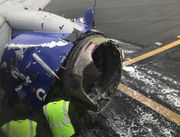 1 passenger dies after Southwest Airlines flight grounded by engine blow out: reports