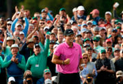 Patrick Reed faced rocky road from Baton Rouge to Masters championship